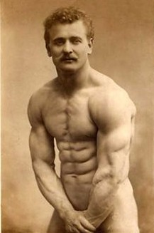 Eugen Sandow bodybuilder